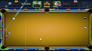 8 Ball Pool- Cairo Kasbah 500K (No Guidelines)