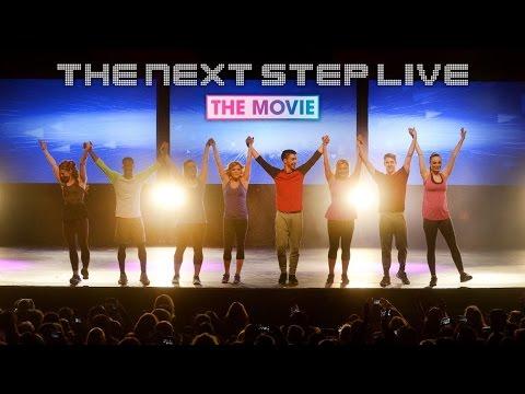 The Next Step Live - The Movie