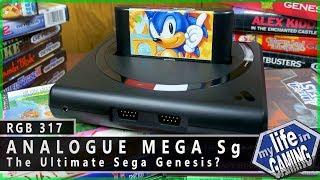 Analogue Mega Sg - The Ultimate FPGA Sega Genesis? :: RGB317 / MY LIFE IN GAMING