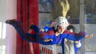 iFLY INDOOR SKYDIVING !!!