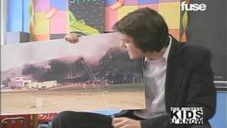 Trevor Moore tells Kids about 9-11