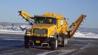 How Do Alaskan Airports Keep Runways Ice-Free?