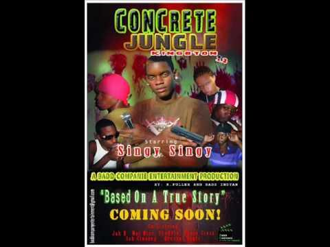 Concrete Jungle Movie Sound Track - Spugy B  Badd Indyan