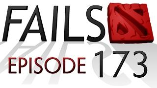 Dota 2 Fails of the Week - Ep. 173