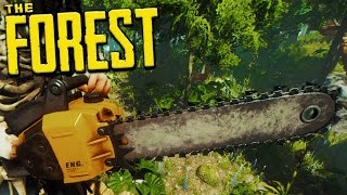HOW TO FIND THE CHAINSAW IN THE FOREST - The Forest - S3 Ep12