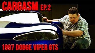 1997 Dodge Viper GTS 7K Original Miles Garage Queen Goes for a Drive!