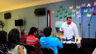 Abraham Pérez - Tu pasado no define tu futuro - CLR