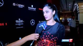 Actress Sriya Reddy speaks about