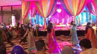 Ambreen's Mehndi Dance