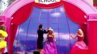Barbie Princess charm school movie part 2
