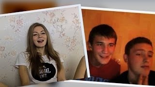 Russian Girl Masturbating on WEB CAM Prank (Chatroulette) (Omegle)