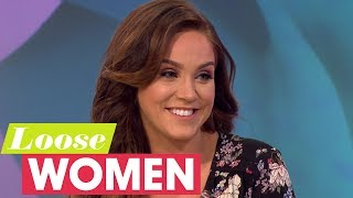 Vicky Pattison Spills the Beans on Her Engagement to John Noble | Loose Women