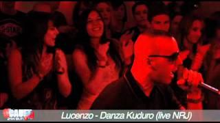 Lucenzo - Danza Kuduro - Live - C'Cauet sur NRJ