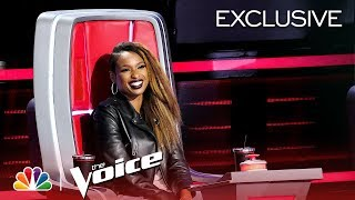 Compliments with Jennifer Hudson and Kelly Clarkson - The Voice 2018 (Digital Exclusive)