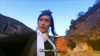Huang Rong 黄蓉 (Kong Lin 孔琳) VS. Li Mochou 李莫愁 (Jessey Meng 孟广美)