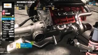 The Crew Wild Run : Camaro SS Modification Demo