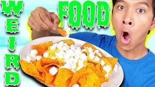 Weird Food Combinations 2 (EXTRA WEIRDDDD!!!!)