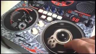 Yamaha DJX-IIB demo: More fun than your average set of turntables