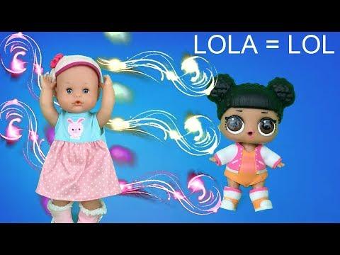 Xxx Mp4 Muñecas Lol Surprise Bebe Nenuco Lola Es Una L0L Por Shimmer Y Shine Nuevos Videos De Juguetes 3gp Sex