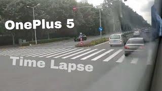 OnePlus 5 camera sample time lapse