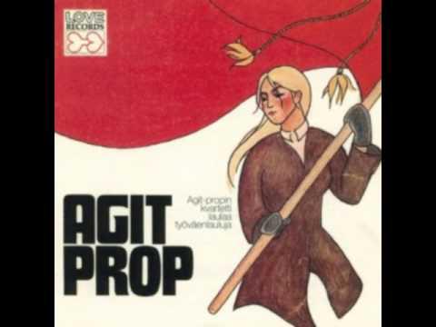 Agit-Prop - Liisa Mäkinen