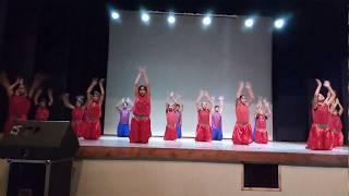 Jay-Jaykara   Baahubali 2, by   Kailash Kher  dance video