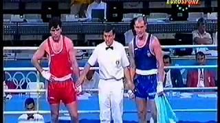 Szikora István (Bunyós Pityu) vs Svilen Rusinov 1992
