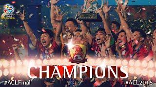 FINAL (2nd Leg) - Guangzhou Evergrande vs Al Ahli : AFC Champions League 2015