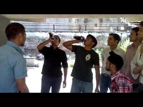 Cold Drink Bet @ GCET Jammu