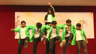 BEST COLLEGE GROUP DANCE FOLK TAMIL | KUTHU DANCE