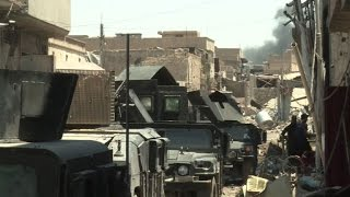 Iraqi forces push deeper into Mosul Old City