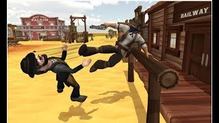 Cowboy Hunter Western Bounty / Cowboy Shooting Game / Arcade Action / Android Gameplay Video