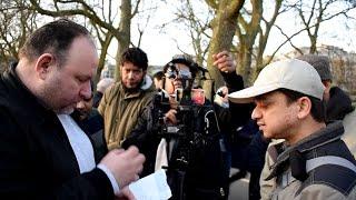 P1 - Quran Contradictions!? Mansur vs Rob (Christian)   Speakers Corner   Hyde Park