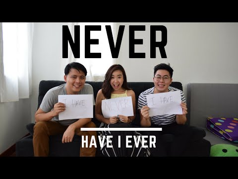 Lets Play 'Never Have I Ever' with The Ming Thing