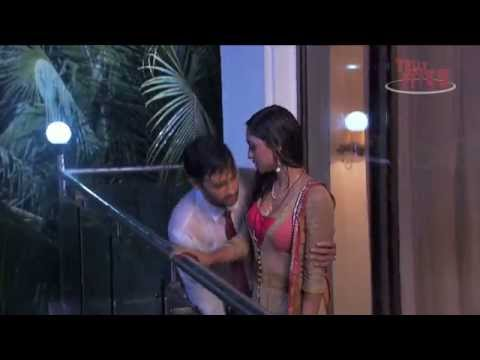 Sakshi and Karan aka Krystle D Souza and Karan s HOT CONSUMATION SCENE