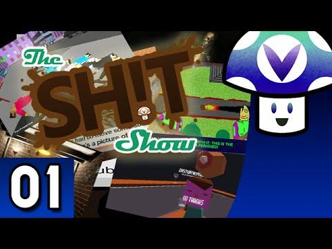 [Vinesauce] Vinny - The Shit Show (part 1)