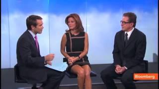 Stephanie Ruhle Flashes Panties on Bloomberg TV