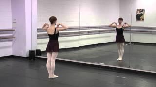 ShowSTARS™ Ballet - Degage Sample Ages 5-7
