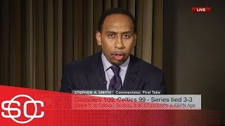 Stephen A.: 'I have no desire' to see LeBron James and Cavaliers in NBA Finals | SportsCenter | ESPN