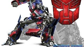 Transformers: Optimus Prime Muisc Video Tribute -