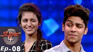 Super 4 I Ep 08 - Priya Prakash & Roshan rocks the floor I Mazhavil Manorama