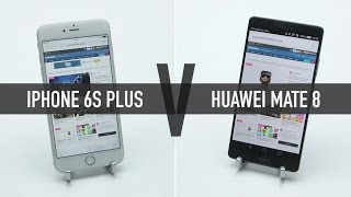 Huawei Mate 8 test: Will the iPhone 6S Plus be beaten by a Chinese rival 2/3 its price?