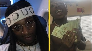 """Jacquees """"Flips On Delta Worker Thinking Gucci Headband Is Fake"""""""