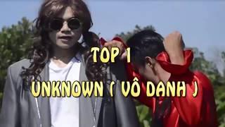 CHỊ GOOGLE TỔNG HỢP TOP 5 RAPPER RAP CHẤT VÀ NHIỀU FAN NHẤT RAP VIỆT