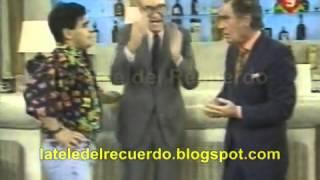 Maradona enfrenta al Contra Calabro   1994