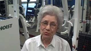 Gladys at Via Linda STRIVE program.AVI