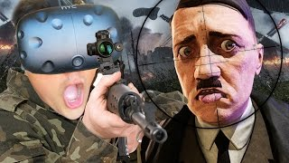 ASSASSINATE HITLER IN VIRTUAL REALITY !!!