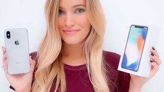 Real iPhone X Unboxing!!!!!!