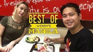 Cheap Eats Manila: Best of Wendy's Philippines: Baconator, Baked Potato, Salad Bar Frosty