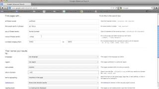 Google Advanced Search Page Tutorial.mp4